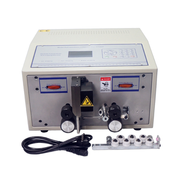 Wire stripping Machine SWT508C Computer  Peeling Striping Cutting - discount item  26% OFF Electrical Equipment & Supplies