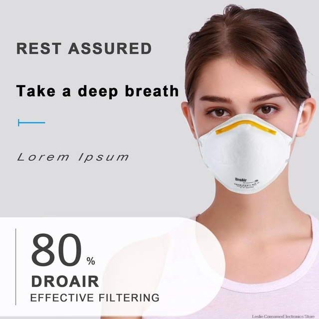 FFP1 MASK ,anti dust and protective mask, prevent flu mask
