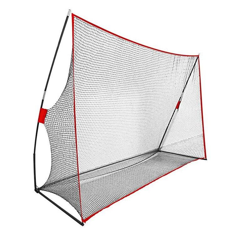 Портативная сетка для игры в гольф, бейсбольная клетка для игры в гольф