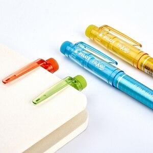 Image 5 - PILOT erasable watercolor pen set SFFL 12F temperature control ink art painting graffiti DIY hook line pen