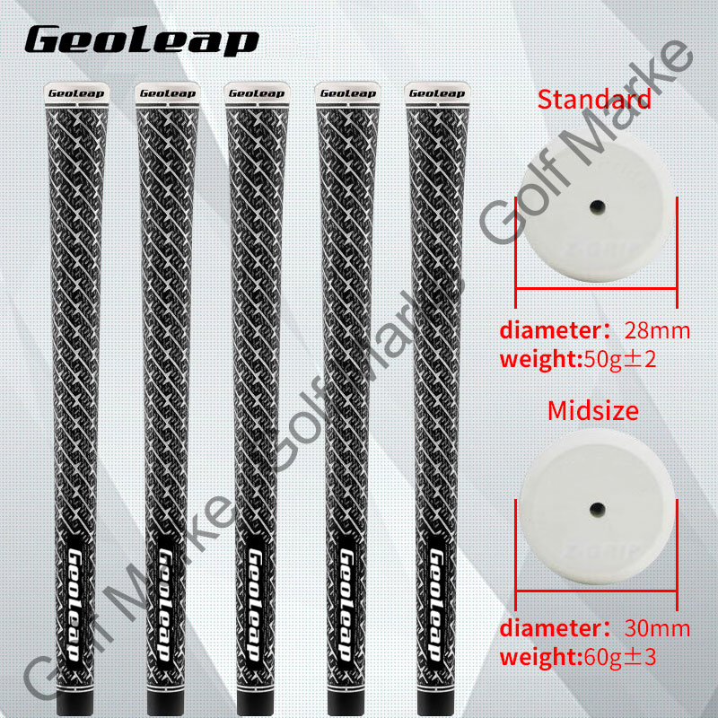 latest listing golf grips cord STANDARD/MIDSIZE Two sizes 13pcs/lot selection Carbon Yarn grip Exclusive sales title=