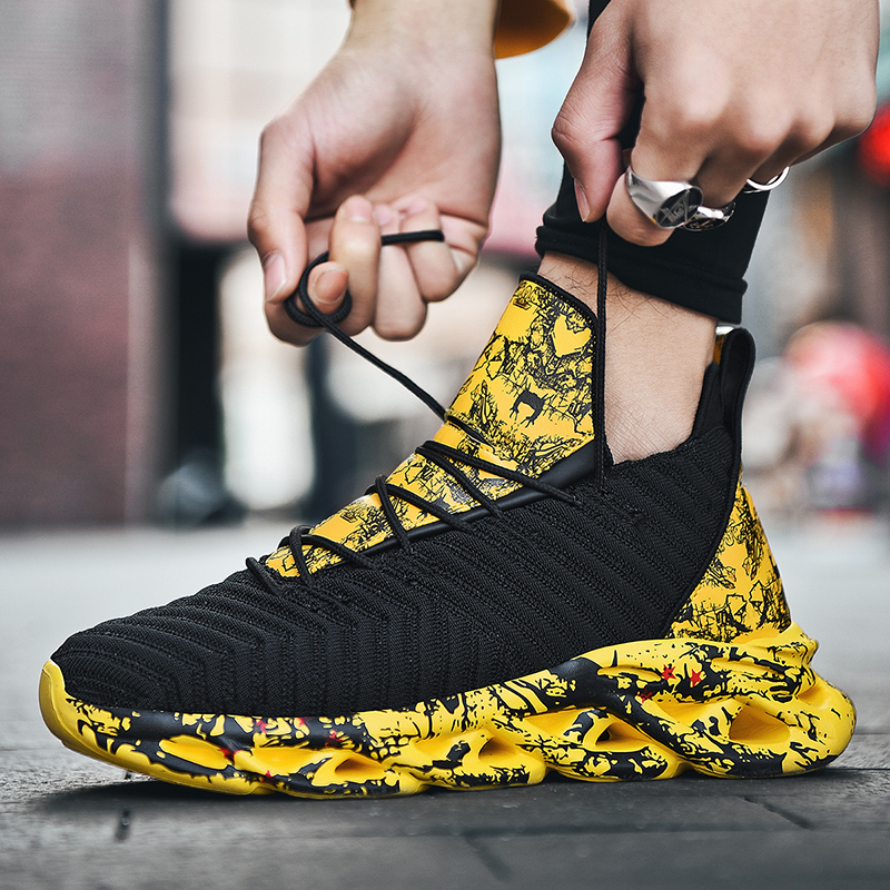 <font><b>Men</b></font> Sneakers <font><b>mens</b></font> <font><b>shoes</b></font> casual Basketball <font><b>shoes</b></font> Breathable Lace Up <font><b>Men</b></font> Mesh <font><b>Shoes</b></font> Fashion Casual No-slip Mesh (Air mesh) 44 image