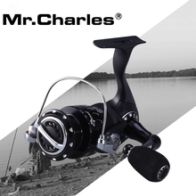 Mr.Charles YC2000-5000 New Quality 10BB+1RB Spinning Fishing Reel Aluminum Spool Body Quality Stainless steel