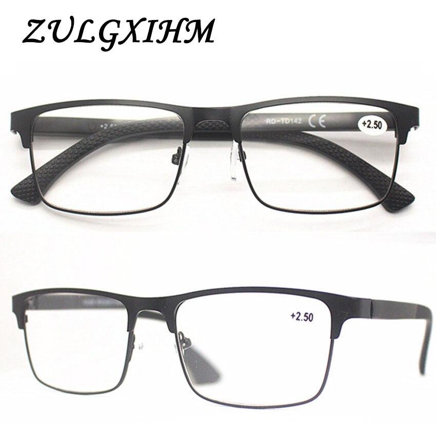 2020 очки для чтения мужские женские мужские оптические оправы для очков Пресбиопия очки против усталости компьютерные очки с + 0 до + 4,0
