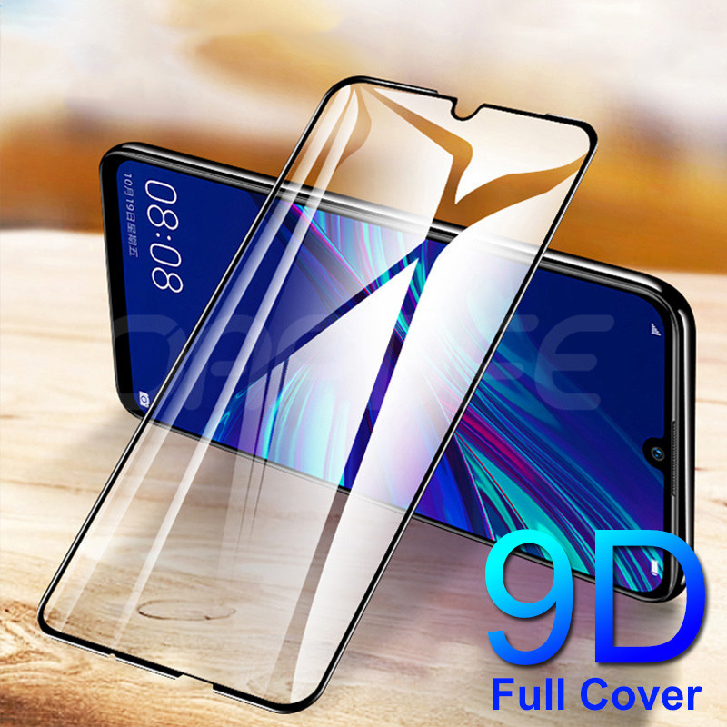 9D Anti-Burst Protective Glass For Huawei Honor 9X 9A 9C 9S 8X 8A 8C 8S 9i 10i 20i 20S Play Tempered Screen Protector Glass Film 1