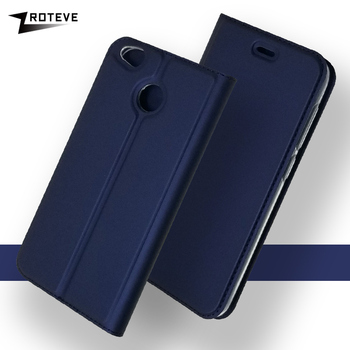 Redmi 4x Case ZROTEVE Wallet Leather Cases For Xiaomi Redmi 4 X Pro Case Xiomi Flip Leather Cover For Xiaomi 4x Phone Cases 5.0