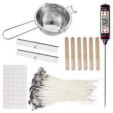 DIY Kerze Crafting Tool Kit,DIY Kerzen Handwerk Werkzeuge Kerze Docht Kerze, Der Werkzeug Geeignet für Anfänger Kerze, Der