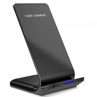 Soporte de cargador inalámbrico Qi, estación de carga rápida, 30W, para iPhone 12, 11 Pro, X, XS, Max, XR, 8, Samsung S20, S10, Note 20
