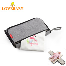 Portable Baby Diaper Bag Multi-function Table Waterproof Pad