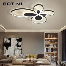 Светодиодные потолочные светильники botimi 220 В в затененном