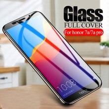 Honra 7 a Dua-L22 vidro temperado honra 7 a 5.45 vidro de proteção para huawei honor 7 a pro AUM-AL29 7 apro 7 um filme protetor tela