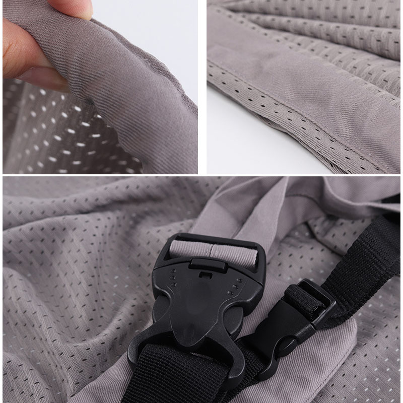 Baby carriers Backpacks belt Baby's back towel Four season Folder Easy for travel Baby accessories
