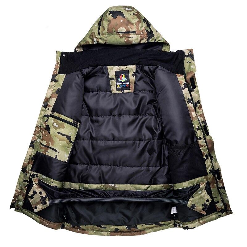 para snowboard jaquetas de esqui terno casacos