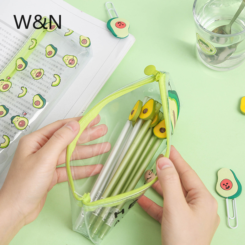 Ink Leaves Design; 2 Shapes PencilBag; Pen Coin Purse Cute Gift Pouch /& Sizes.Free Std.Shipping: most Countries. T-bottom + Flat