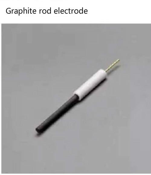 Graphite Rod Electrode 6mm Graphite Electrode 3/6mm X 65mm Tetrafluoro CoatAir Conditioner Parts   -