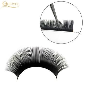 Quewel Easy Fanning Eyelash Extension Blooming Volume Eyelashes Self-making Fast Fans Bloom Lashes Extension Volume Lash 5