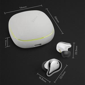 Image 5 - Новейшие mifo O4 TWS True Беспроводные Bluetooth 5,0 наушники в ухо HIFI наушники бинауральные мини водонепроницаемые наушники O2 X1 X1E