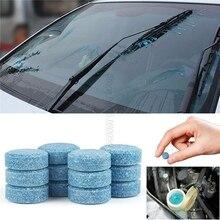 Değil donmuş 50 derece araba aksesuar silecek pencere camı temizleyici kiti bardak yıkayıcı fırça Anti yağmur araba sitrik asit temizleyici arabalar