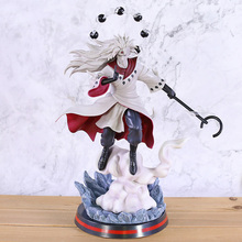 Sage Modo Uchiha Madara GK Statue Figure Anime Figurine Model Toy