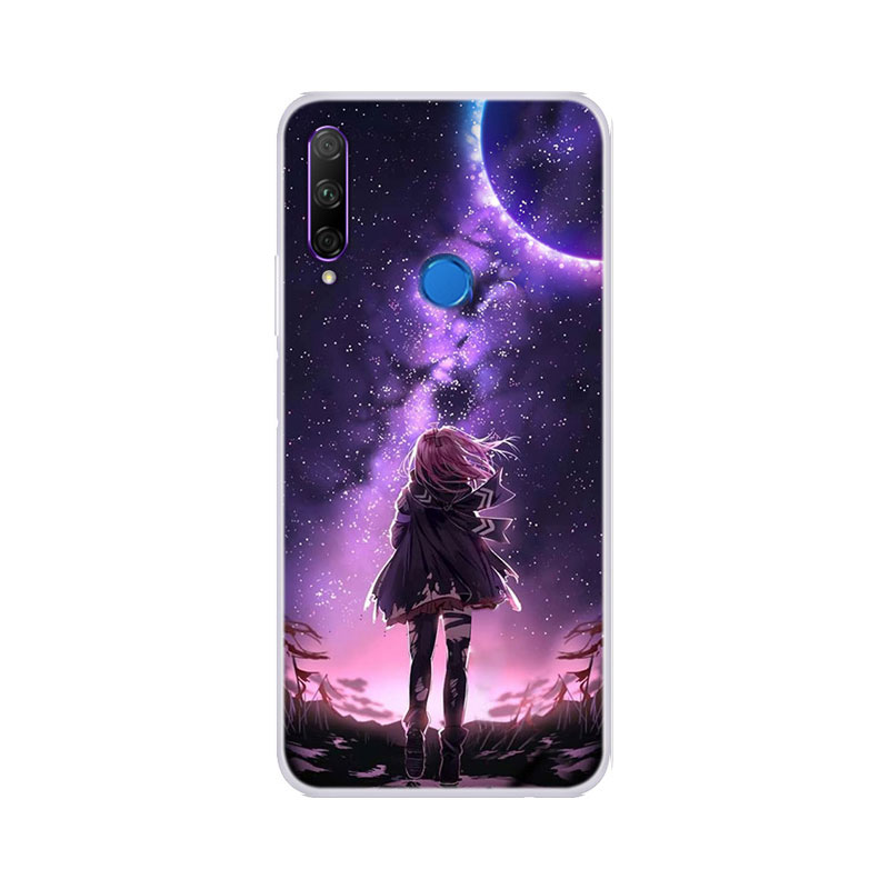 For Huawei P40 Lite E Case 6.39