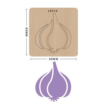 SMVAUON notatnik Die Cut DIY handmade nowe matryce do 2020 drewniany szablon do wycinania formy do wykrawania drewna tanie i dobre opinie Żywności Laser mold