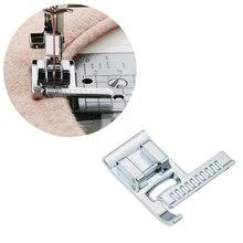 1 Uds pie prensatelas con regla multifunción prensatelas para máquina de coser Accesorios