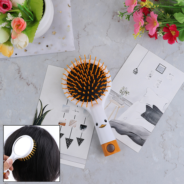 1 Comb Hair Care Brush Massage Wooden Spa Massage Comb Antistatic Hair Combs Massage Head Promote Blood Circulation 1