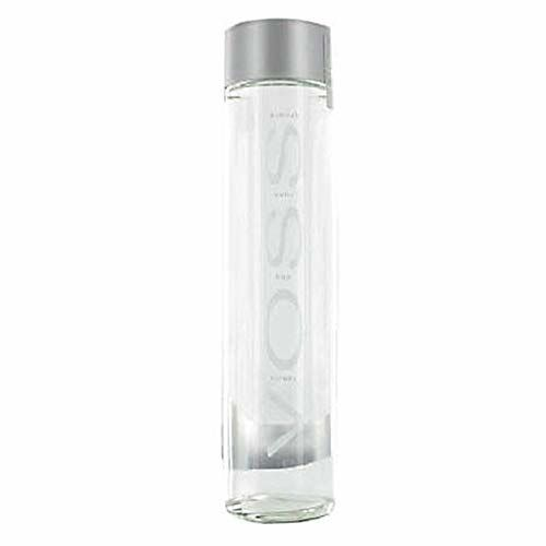 Voss - Still Water - Glass Bottle - 800ml (Pack Of 4)