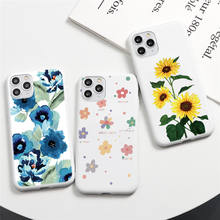Floral Girl Phone Case Cover For iphone SE 2 2020 11 Pro XS Max XR X 8 7 6 6S Plus 5 Dream Shell Pattern For iphone 7Plus 8Plus