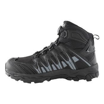 Upgraded Tactics Combat Training Boots Male Outdoors Camping Anti-wear Rapid Response Hiking Shoes Fishing Hunting Sneakers Men 6
