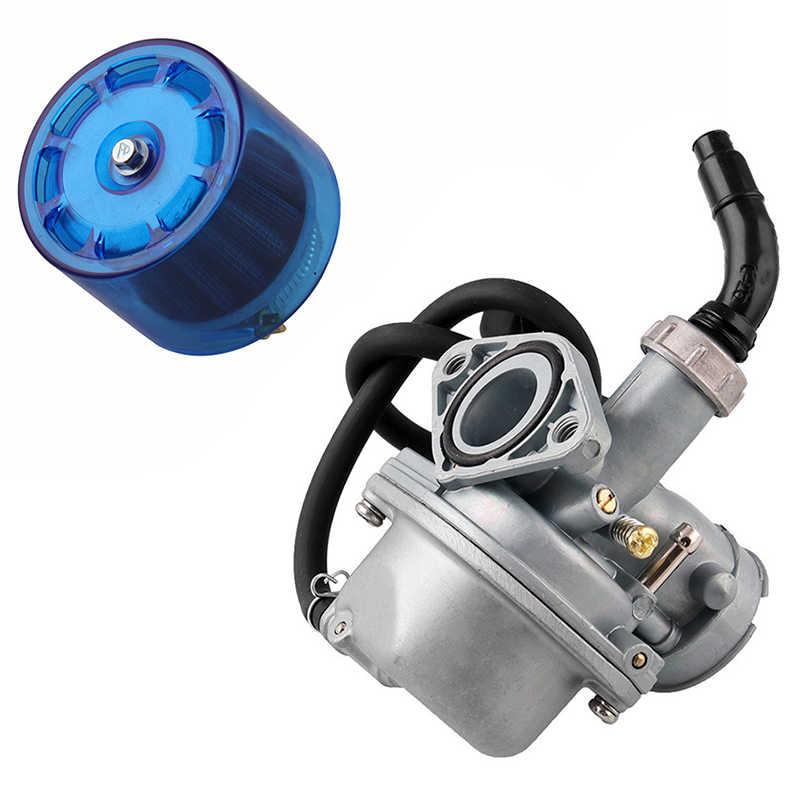 19Mm פחמימות 50Cc 70Cc 90Cc 110Cc 125Cc מנוע טרקטורונים בור קרבורטור ואוויר אופנועים אבזרים