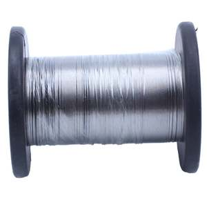 30M 304 Stainless Steel Wire Roll Single Bright Hard Wire Cable 0.3Mm