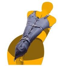 БДСМ бондаж шестерни руки перчатки женские рабы связывающие наручники кожаный бандаж SM счастливое удовольствие реквизит