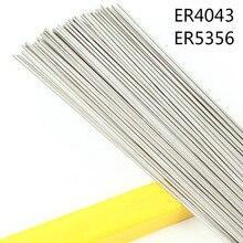 1.6MM 2MM 2.4MM 3MM 4MM TIG ER4043 ER5356 aluminum solder aluminum welding Aluminum silicon alloy welding rods