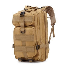 3D Outdoor Sports Bag Military Tactical Backpack Travel Bags Climbing Mountaineering Camping Hiking Trekking Rucksack Backpack canvas multi layer hiking trekking bag tactical military men sports and climbing waist bag new outdoor bum hip bag