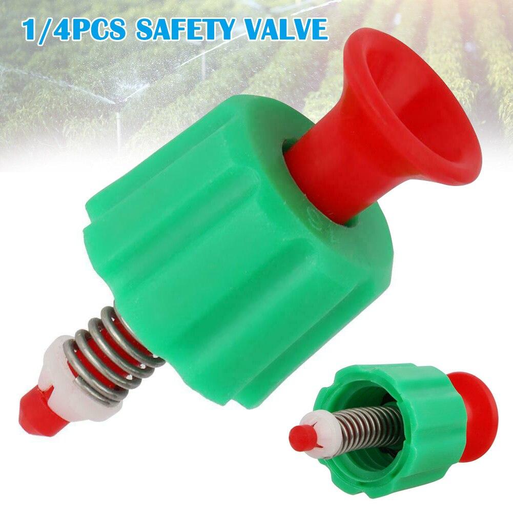 1 PC Pressure Relief Valve Air Compressor Safety Release Valves For 3L/5L/8L Backpack Sprayer --M25