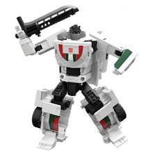 Combiner Wars Wheeljack Groove Smokescreen Trailbreaker Car Classic Toys For Boys Children without retail box