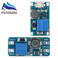 10 шт. MT3608 DC-DC Step Up усилитель конвертера Питание модуль Boost повышающий доска Макс выход 28В 2A для Arduino