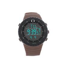 Supply New Style Watch Fashion Casual Smart Multi-functional Watch LCD Screen Simple Versatile Waterproof Watch