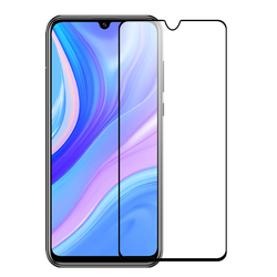 На Алиэкспресс купить стекло для смартфона 2pcs screen protector for huawei y8p y6p y5p y8s tempered glass full glue cover protective phone film for huawei y9s y7p glass