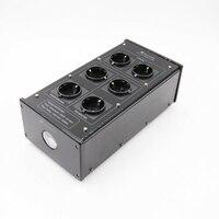 Bada LB 5600 HIFI European Standard Power Filter EU Advanced Audio Power Strip