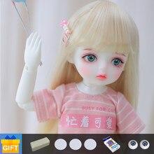 Lcc ayane meninas 1/6 boneca bjd 26cm bonito boneca de resina brinquedos para crianças presentes surpresa para meninas meninos yosd tamanho bola articulada boneca