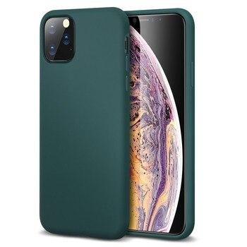 Liquid Silicone iPhone 11 Pro Max Case