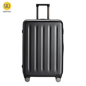 Rolling-Luggage 28inch-Suitcase Travel Ninetygo 90fun Colorful Women Spinner-Wheel Carry