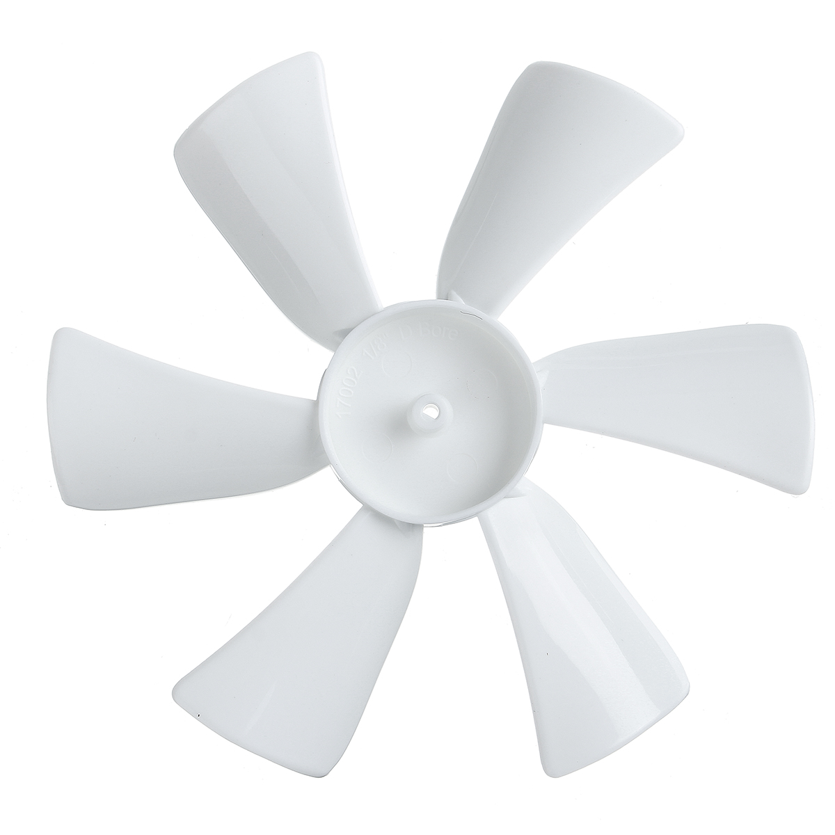 NEW 6-Blade Leisure RV Mobile Home Fan Blade Fits For Elixir For Heng's For Jensen And Ventline  15*1.9cm