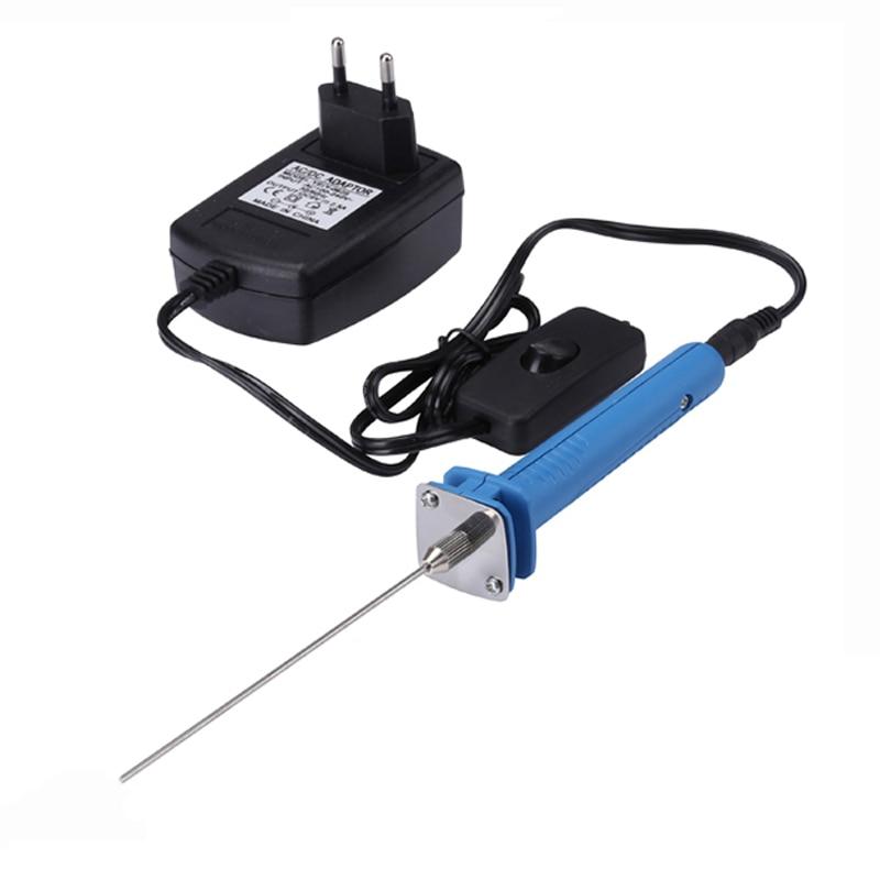 110 V-240 V Professionelle Schaum Cutter Stift 15W 10CM Elektrische Schaum Polystyrol Schneiden Maschine Tragbare Styropor schneiden Werkzeuge