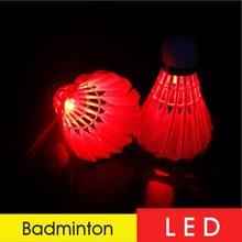 4 шт светодиодные воланы для бадминтона