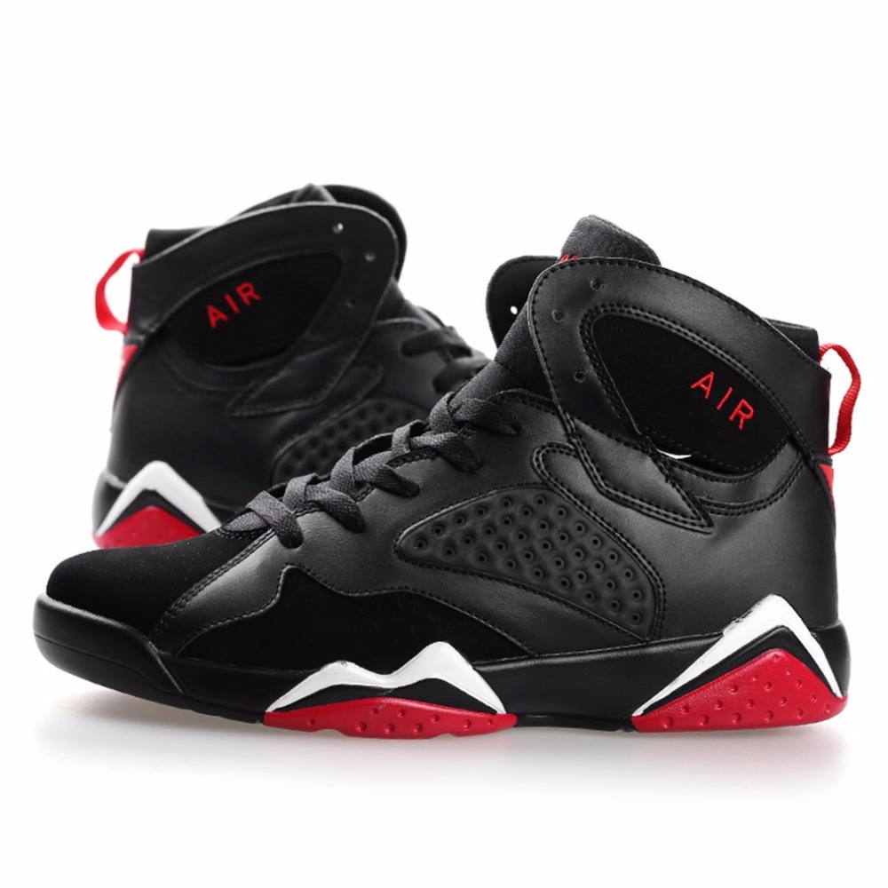 Shoes Basketball-Shoes Outdoor Unisex Breathable High Wear-Resistant Lovers