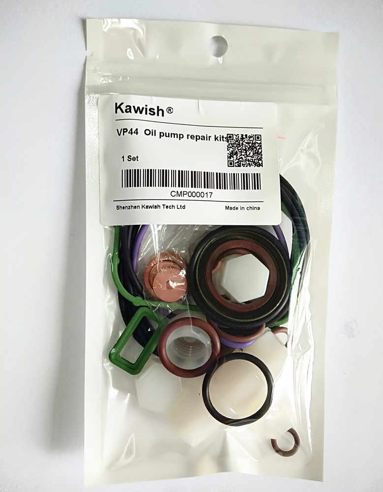 Gratis Verzending! VP44 Olie Pomp Reparatie Kits Voor Bo-Sch, Common Rail Olie Pomp Reparatie Kits, VP44 Pomp Fluor Reparatie Kits