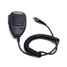 Baofeng Walkie Talkie Original accessories Speaker MIC For Kenwood Baofeng Handheld UV5r Bf 888s UV-5R Accessories Microphone(China)